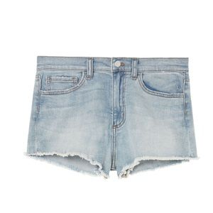 Victoria's Secret PINK High Waisted Denim Shorts